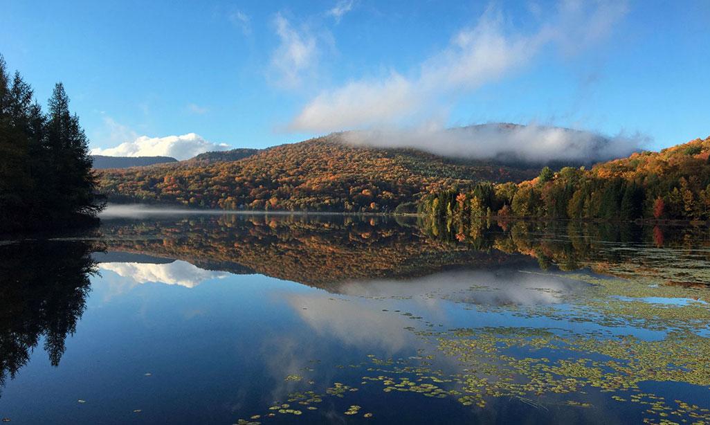 Le lac Durand
